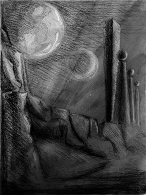 landscape sketch 03